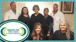 Our Team at Health 1st Wellnes & Physical Medicine