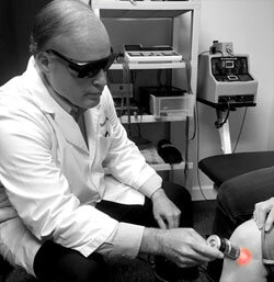 Cold Laser Therapy For Knees - Hot Springs Arkansas