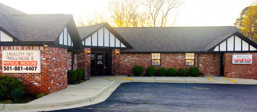 Chiropractor Hot Springs, AR - Health 1st Wellness & Physical Medicine