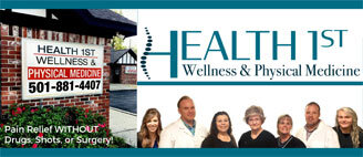 Health 1st Wellness & Physical Medicine - Chiropractor Hot Springs Arkansas