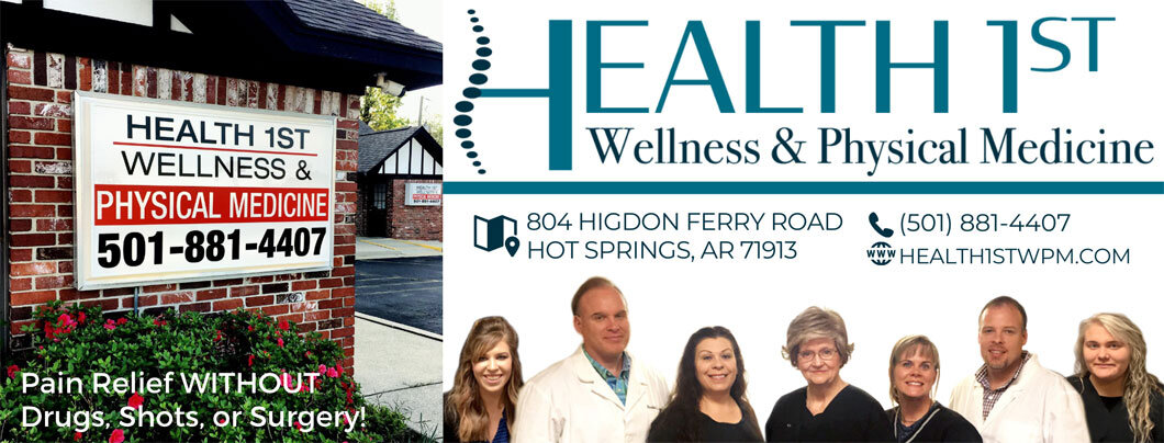 Health 1st Wellness & Physical Medicine - Chiropractor Hot Springs, AR