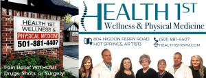 Health 1st Wellness & Physical Medicine - Chiropractor Hot Springs, Arkansas
