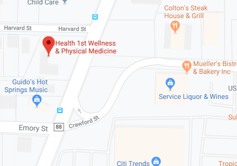 Health 1st Wellness & Physical Medicine Hot Springs AR