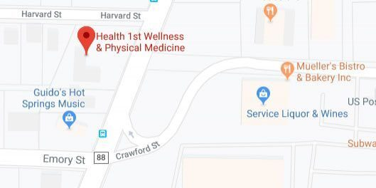 804 Higdon Ferry Road Hot Springs AR 71913 - Health 1st Wellness & Physical Medicine