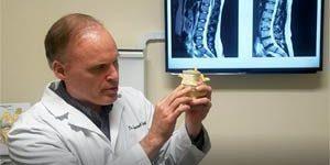 Spine Models - Dr Randall Roth DC