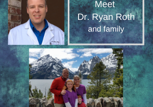 Dr. Ryan Roth and Family